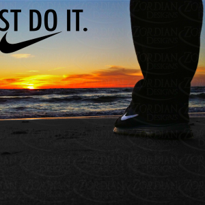 Mock Nike Ad