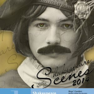 Shakespeare Scenes Poster