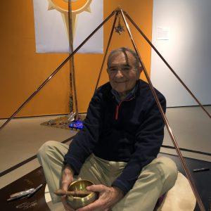 Grandfather Meditating