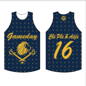 Chi Phi x ADPi Gameday Tanks
