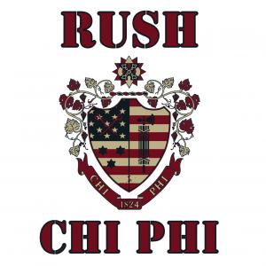 Rush Chi Phi Graphic