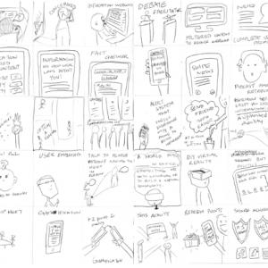 Illma's Sketches